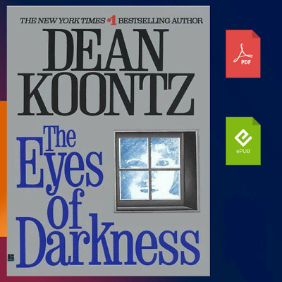 The Eyes of Darkness by Dean Koontz 📑[Ęβ00K]📑 Fast Delivery