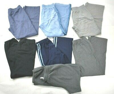Wholesale Lot of 7 Womens Size Small Mixed Brands Casual Athletic Sport Pants