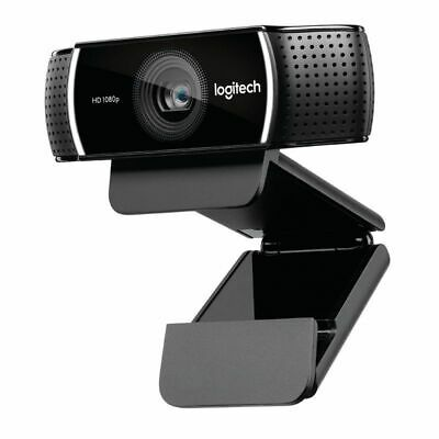 1080P 30FPS Logitech Pro C922 Streaming Webcam Anchor Auto Focus Video Camera