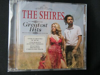 The Shires - Greatest Hits Cd. Brand New & Sealed.