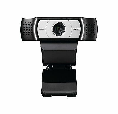 Logitech C930c Webcam 1080P Camera Video Calling Recorder For Desktop Laptop