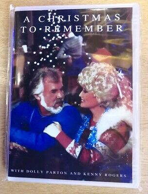 Dolly Parton & Kenny Rogers - A Christmas To Remember 1984 [Dvd]