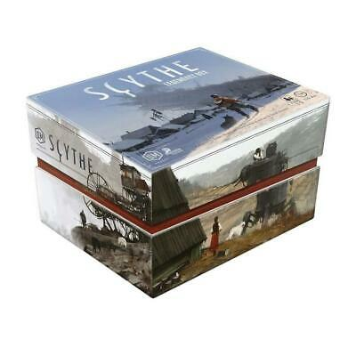 Scythe: Legendary Box Portable Storage Container Case For Games Stonemaier