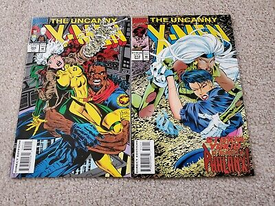 UNCANNY X-MEN 259 1990 Colossus    XMen Uncirculated