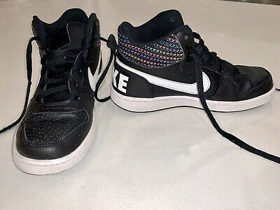 Nike Kids Basketball Hightops Kids Size US 5, UK 4.5