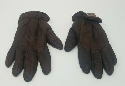 Wilsons Adventure Bound Leather Gloves Thinsulate Lined Womens WPL 6647 Size Med