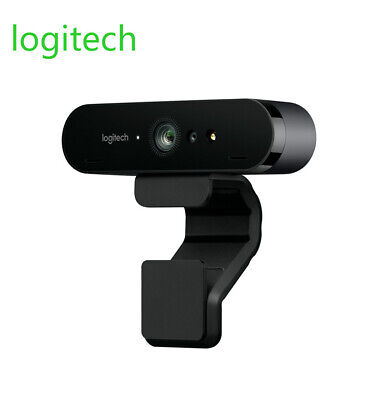Logitech C1000e BRIO 4K Webcast Wide-angle Video Conferencing Camera