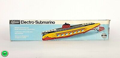 Schuco Electro-Submarino item n. 5552, perfect conditions, like new, orig. box
