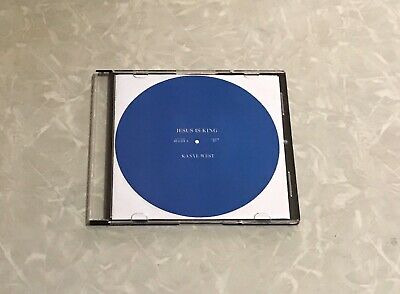 Kanye West - Jesus Is King CD (11 songs) w/ Clipse, Ty Dolla Sign, Ant Clemons