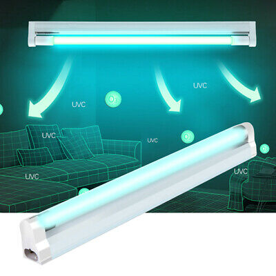 T5 6W/8W UV Ultraviolet Lamp Germicidal Sterilizer Disinfection Light Tube Bulb