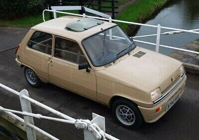 RENAULT 5 - Le Car 2 - 1984 - Low Miles & Ownership - Rare Sand/Sand - Superb
