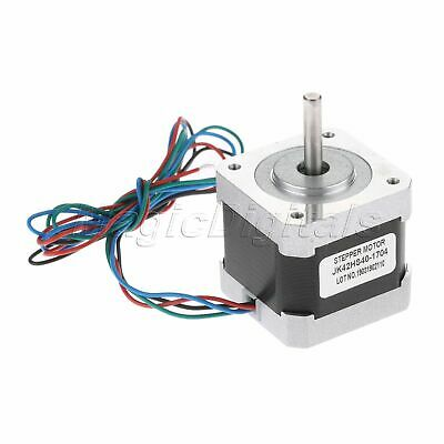 NEMA17 1.8° Degree 2-Phase 4-Wire 40mm Bipolar Stepper Motor For 3D Printer
