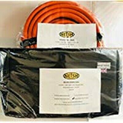 Neish Tools 15 Metre Drain Down Hose c/w Tote Bag (90.946)