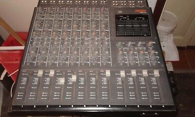 Fostex Model 454 Mixer