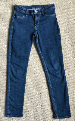 H&M Skinny Fit 10-11 Stretch Jeans Worn Once Boys Girls