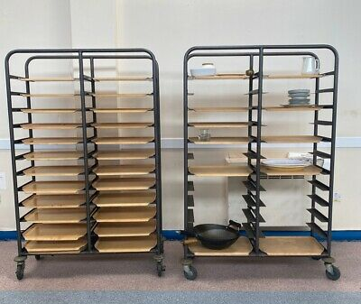 catering tray trolley