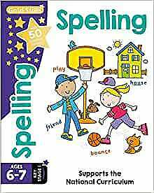 Gold Stars Spelling Ages 6-7 Key Stage 1: Supports the National Curriculum (Work