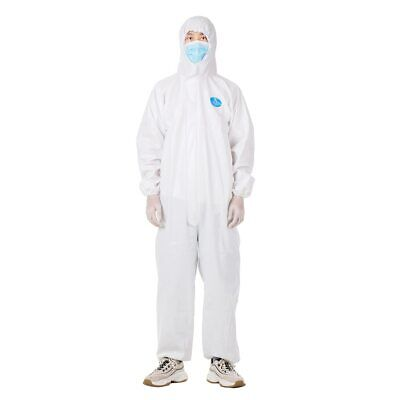 Medical Staff Protective Clothing Virus Coverall Disposable Anti-epidemic New