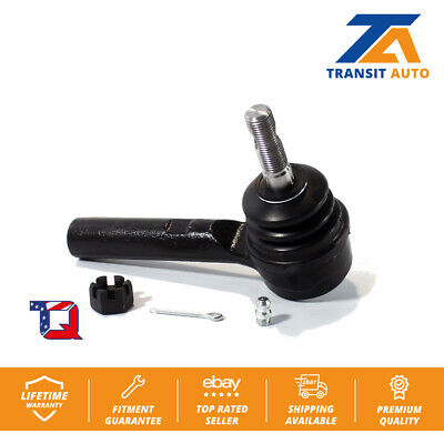 Front Outer Steering Tie Rod End For Dodge Jeep Chrysler Journey Patriot Compass
