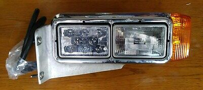 Outlaw Customs Peterbilt 379 Headlight Assembly - Left (Driver Side) tag#1964018