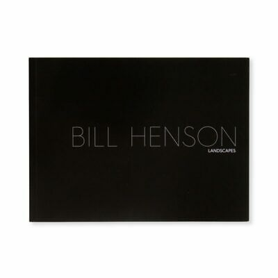 Bill Henson : landscapes. Scarce photobook limited edition 500 copies. Free post