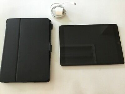 2019 Apple iPad 7th Gen. MW6W2LL/A 32GB Wi-Fi + 4G SPRINT 10.2 Space Gray