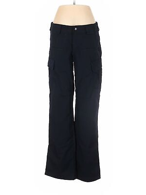 5.11 Tactical Series Women Black Cargo Pants 8