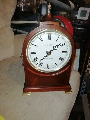 London Clock Co. Westminster Bracket Clock E.W.O. Lccbrac Reduced