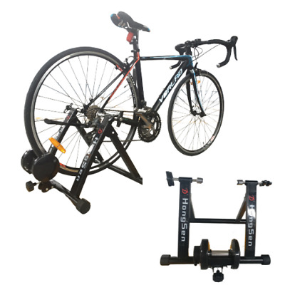 Magnetic Bicycle Trainer Bike Turbo Trainer Indoor Stationary Exercise Stand