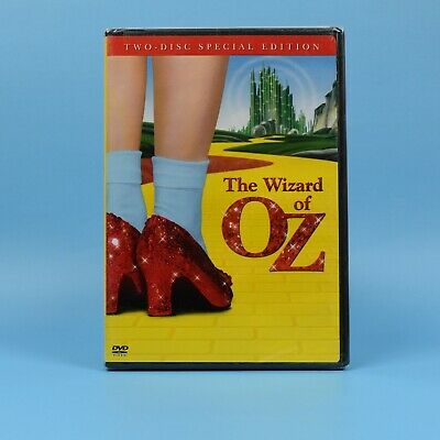 The Wizard of Oz - Two-Disc Special Edition DVD - Bilingual - BRAND NEW SEALED
