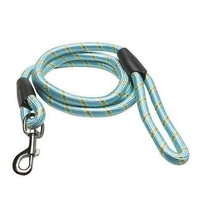Large Breed Braided 6' Dog Leash for Dogs Up To 110 Pounds, Heavy Duty
