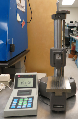 """Federal Dual Probe Electronic High Precision Comparator Gage 0-4"""" /.000001"""" NW35"""