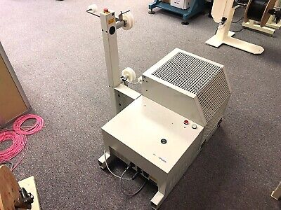 Komax 107 Prefeeder / Dereeler for Cable Drums and Wire Machines (VAT inc)