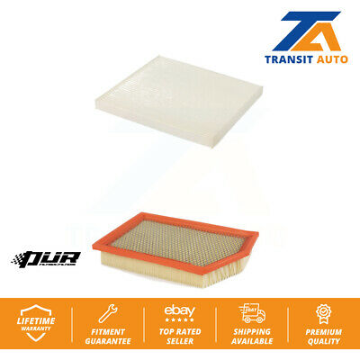 Air And Cabin Filters Kit For Jeep Cherokee