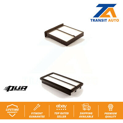 Air And Cabin Filters Kit Suzuki SX4 Crossover