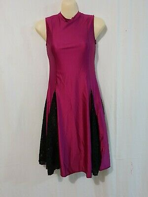 3 Lycra Dress with Leotard attached. Plus Boys Outfit