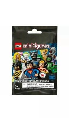 lego dc minifigures 71026 Sealed Bag