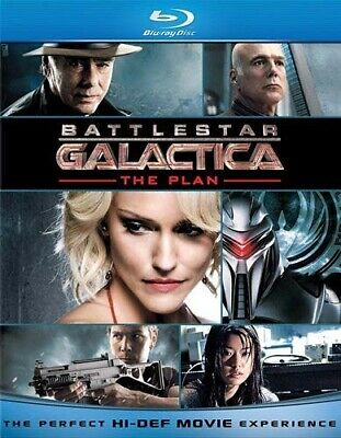 Battlestar Galactica: The Plan (Blu-Ray) Blu-Ray Neuf