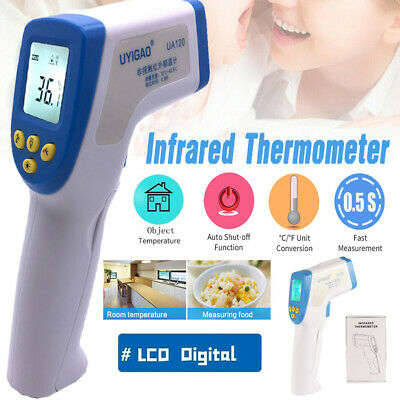 Infrared Thermometer Digital Water Room Object Temperature Meter Handheld Tool