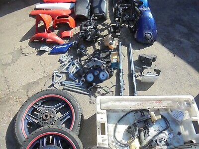 Honda Ns125 F  Project, Job Lot    ( P/X Welcome Cash Either Way )