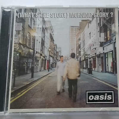 Oasis - (What's The Story) Morning Glory? (CD) -> Very Good, Free Delivery