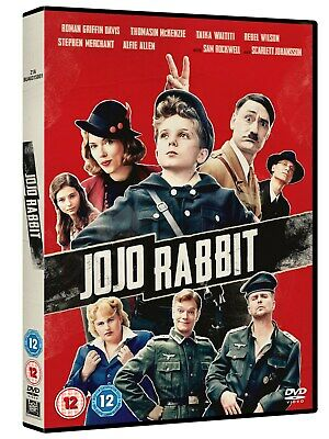 Jojo Rabbit [DVD] RELEASED 11/05/2020