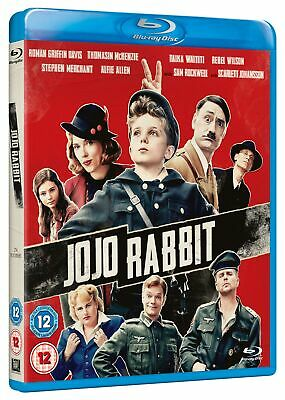 Jojo Rabbit [Blu-ray] RELEASED 11/05/2020