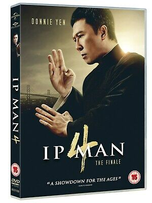 Ip Man 4 [DVD]