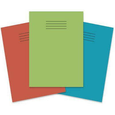 A4 School Exercise Books Lined / Ruled or Blank SILVINE / RHINO 64 Page Notebook
