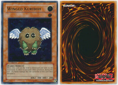 Yu-Gi-Oh! - Winged Kuriboh (Ultimate Rare) - Unique  - The Lost Millennium