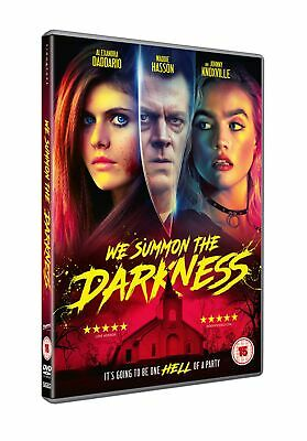 We Summon the Darkness [DVD] RELEASED 11/05/2020