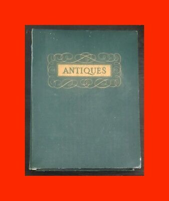 ☆Rare Antiques The Magazine January-December(Missing July)Issues'70 Vintage Book