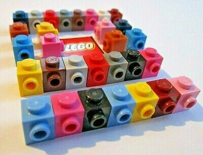 - Choose Colour LEGO BRICKS 1x1x1.3 with Two Side Studs 32952 Packs of 8