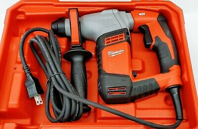 "Milwaukee 5263-21 5/8"" SDS-Plus Rotary Hammer Kit"